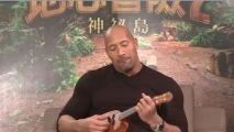 """Dwayne """"The Rock""""Johnson"""
